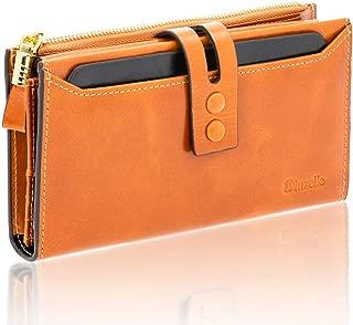 Genuine Leather Ladies Wallet - Premium & Shiny Design