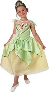 Rubie's Child Tiana Shimmer Deluxe Costume