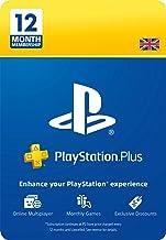 PlayStation Plus: 12 Month Membership | PS5/PS4 | PSN Download Code - UK account