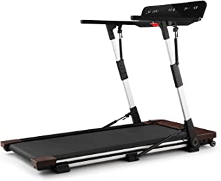 comprar comparacion Capital Sports Outrun 2XC Cinta de Correr - Sistema de Plegado 2XF, Suspensión 4P, Superficie Acolchada de 48 x 125 cm, 1-...