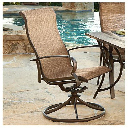 Patio Master Corp Bellevue Sling Rocker