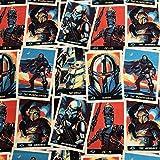 Star Wars Mandalorianische Etiketten, VISF175, 100 %