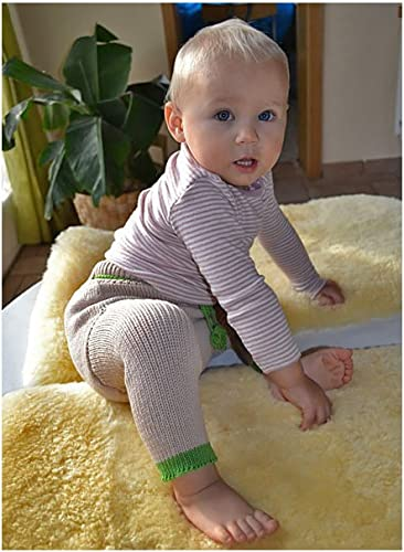 Size L soakers Merino wool and cahsmere baby longies diaper covers