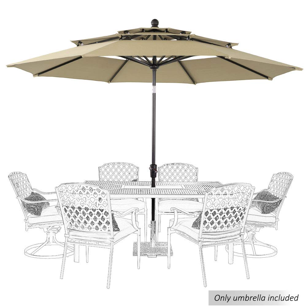 PHI VILLA Umbrella Outdoor Vented