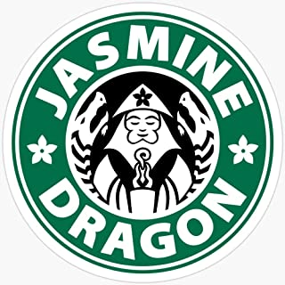 BeliNZStore The Jasmine Dragon Stickers (3 Pcs/Pack)
