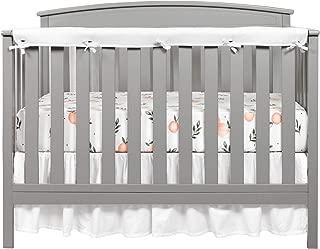 Best silicone crib rail cover Reviews
