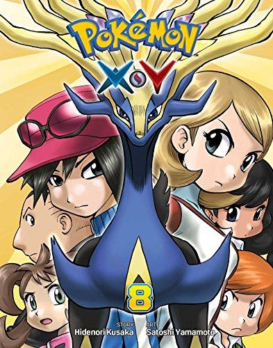 Pokémon X•Y, Vol. 8