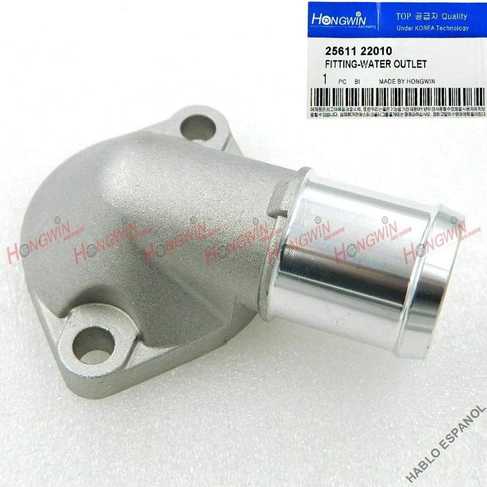 Genuine No.: 25611-22010 Coolant Water Fits Hyund Outlet Some reservation Fitting Max 52% OFF