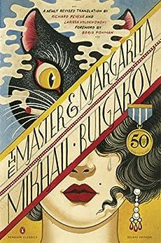 THE MASTER AND MARGARITA: 50th-Anniversary Edition (Penguin Classics Deluxe Edition) by [Mikhail Bulgakov, Christopher Conn Askew, Boris Fishman, Richard Pevear, Larissa Volokhonsky]