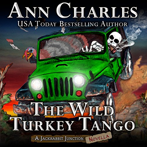 The Wild Turkey Tango audiobook cover art
