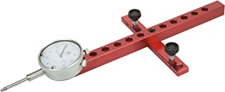 A-Line It Deluxe Kit with Dial Indicator and More For Aligning and Calibrating Work Shop Machinery Like Table Saws, Band Saws and Drill Presses