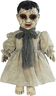 Seasonal Visions Forgotten Doll with Sound