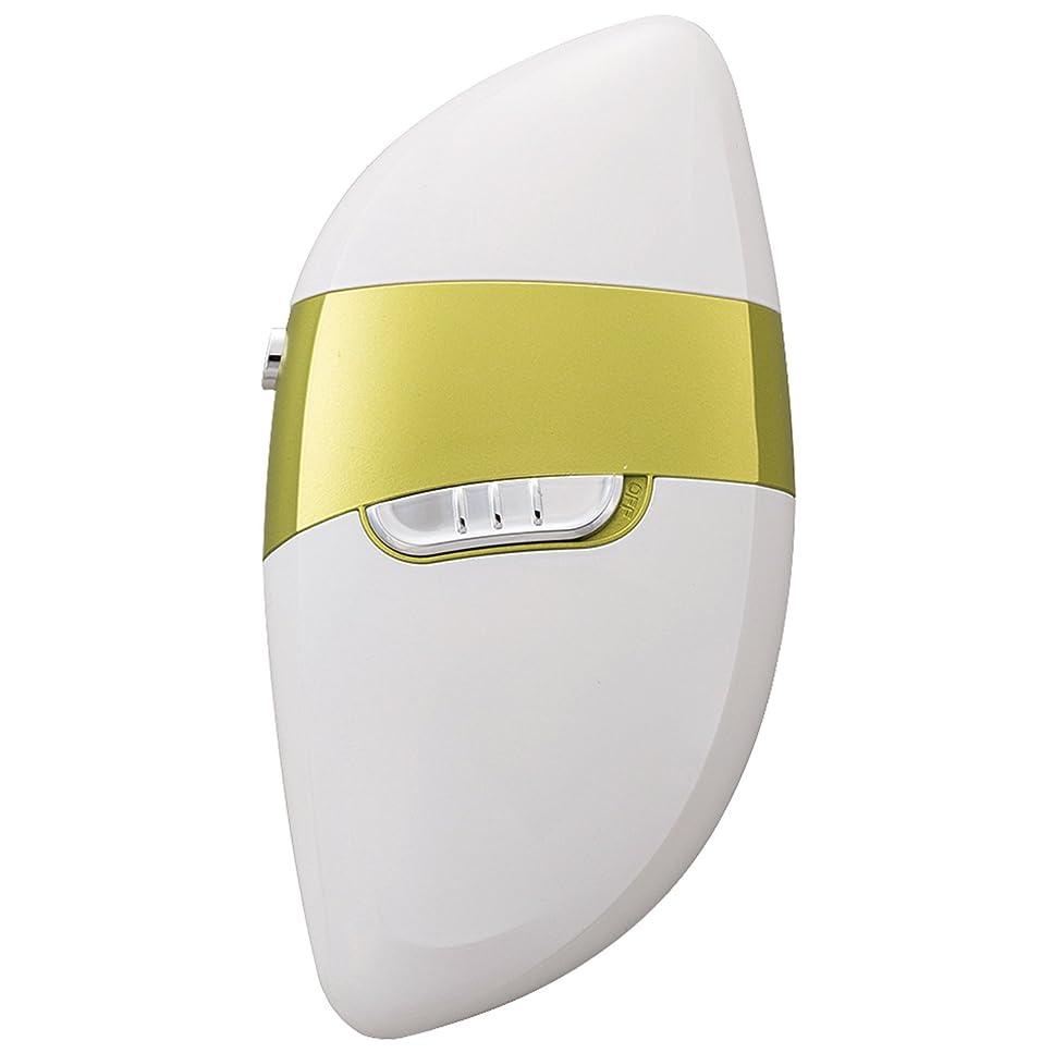 組み合わせ反対するカプセルマリン商事 電動爪切り Leaf 角質ローラー付 EL-50176