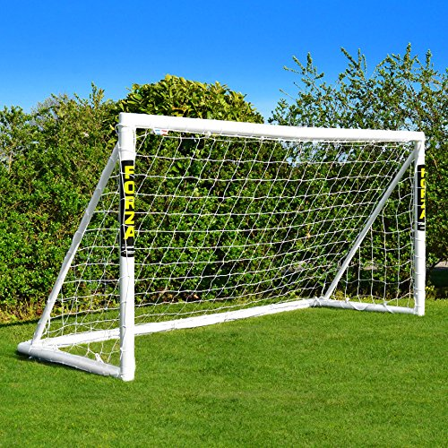 Net World Sports 8' x 4' FORZA Football Goal Locking Model - [The ONLY GOAL That can be left outside in any weather] (FORZA 8 X 4 GOAL (Locking))
