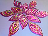 New Sew on Crystal Eye navette Shape Flatback 16 x 30 mm strass AB colore rosa in resina gemme per abito 50PCS/lotto