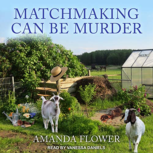 Matchmaking Can Be Murder cover art