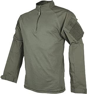 Men's T.r.u. 1/4 Zip Combat Shirt
