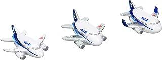 エアプレーングッズ 飛行機マグネットセット ANA・MZ406