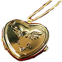 Undertale Collectors Edition Heart Shaped Musical Locket