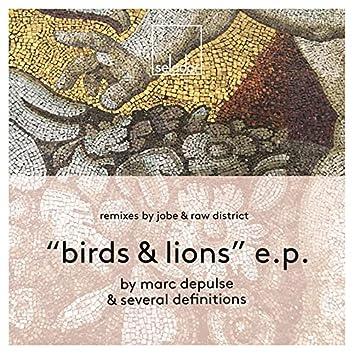 Birds & Lions EP