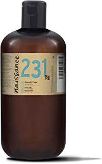Naissance Virgin Avocado Oil 1 Litre. 100% Pure & Natural