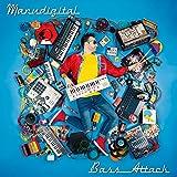 Bass Attack (Gatefold) [Vinyl LP] - Manudigital