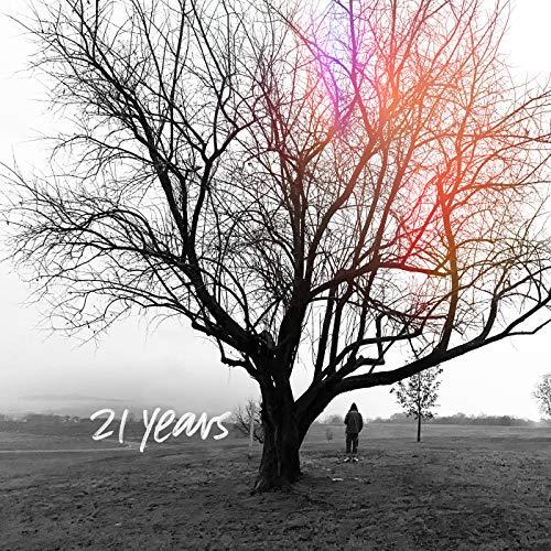 21 Years Album Cover