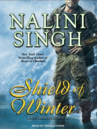 Shield of Winter (Psy/Changeling, Band 13)