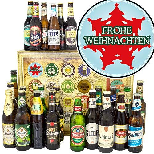 Tannenbaum | Bier Geschenk mit Bieren aus D und aller Welt
