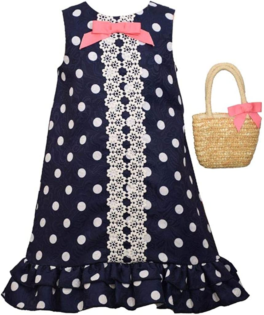 Bonnie gift Jean Easter Dress Spring Purse f with Inventory cleanup selling sale Basket Floral