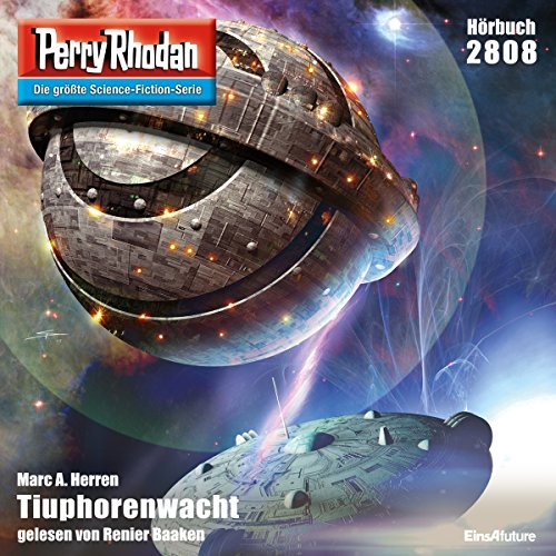 Tiuphorenwacht audiobook cover art