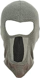 H-Store Unisex Lycra Face Mask (hstorgreyblackmask, Grey)