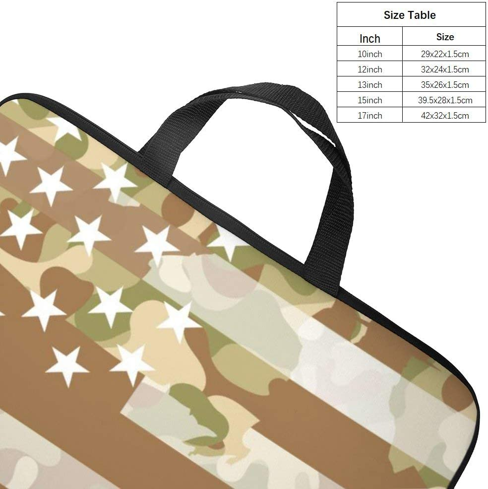 Daisy 15 Inch Protective Laptop Sleeve Bag Notebook Carrying Case Tablet Briefcase Bag with Carrying Handles Notebook Protective Bag