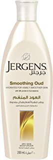 Jergens Smoothing OUD Dry Skin Moisturizer