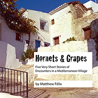 Hornets and Grapes cover art