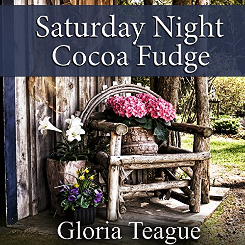 Saturday Night Cocoa Fudge audiobook cover art