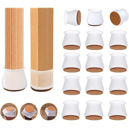 Non-Slip Covers Foot Cover Furniture Feet Chair Leg Caps Floor Protectors