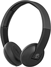 SkullCandy Uproar Onear Wireless Headphones One Size Black/Gray/Black