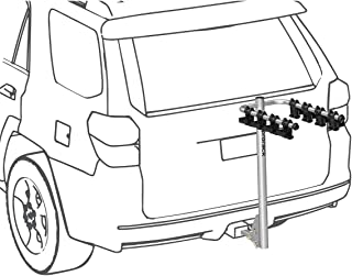 featured product Prorack 4-Bike Hitch Carrier