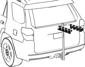 Prorack 4-Bike Hitch Carrier