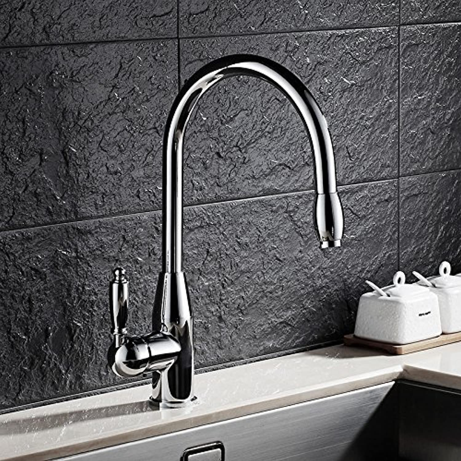 LHS European hot and cold sink faucet redated kitchen sink faucet