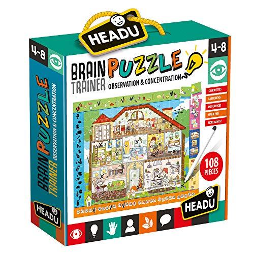 Puzzles train