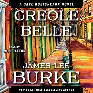 Creole Belle audiobook cover art