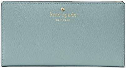 Kate Spade New York Grand Street Stacy Leather Wallet (Lakes Edge)