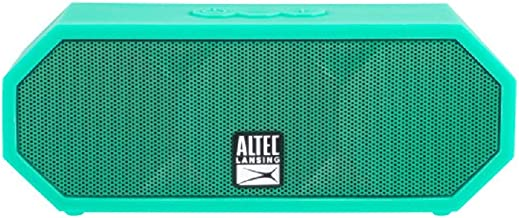Altec Lansing IMW457-MT Jacket H2O 2 Bluetooth Speaker, IP67 Waterproof, Shockproof And..