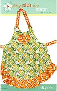 sassy little apron pattern
