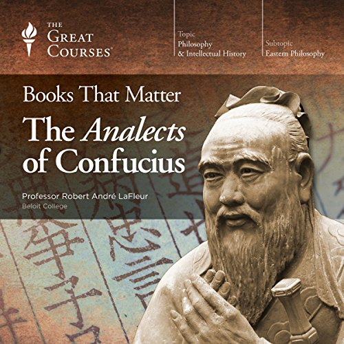 『Books That Matter: The Analects of Confucius』のカバーアート