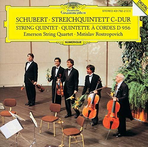 Mstislav Rostropóvich & Franz Schubert