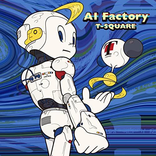 【Amazon.co.jp限定】AI Factory (メガジャケ付)