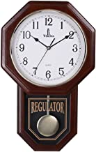 Best antique regulator school clock Reviews